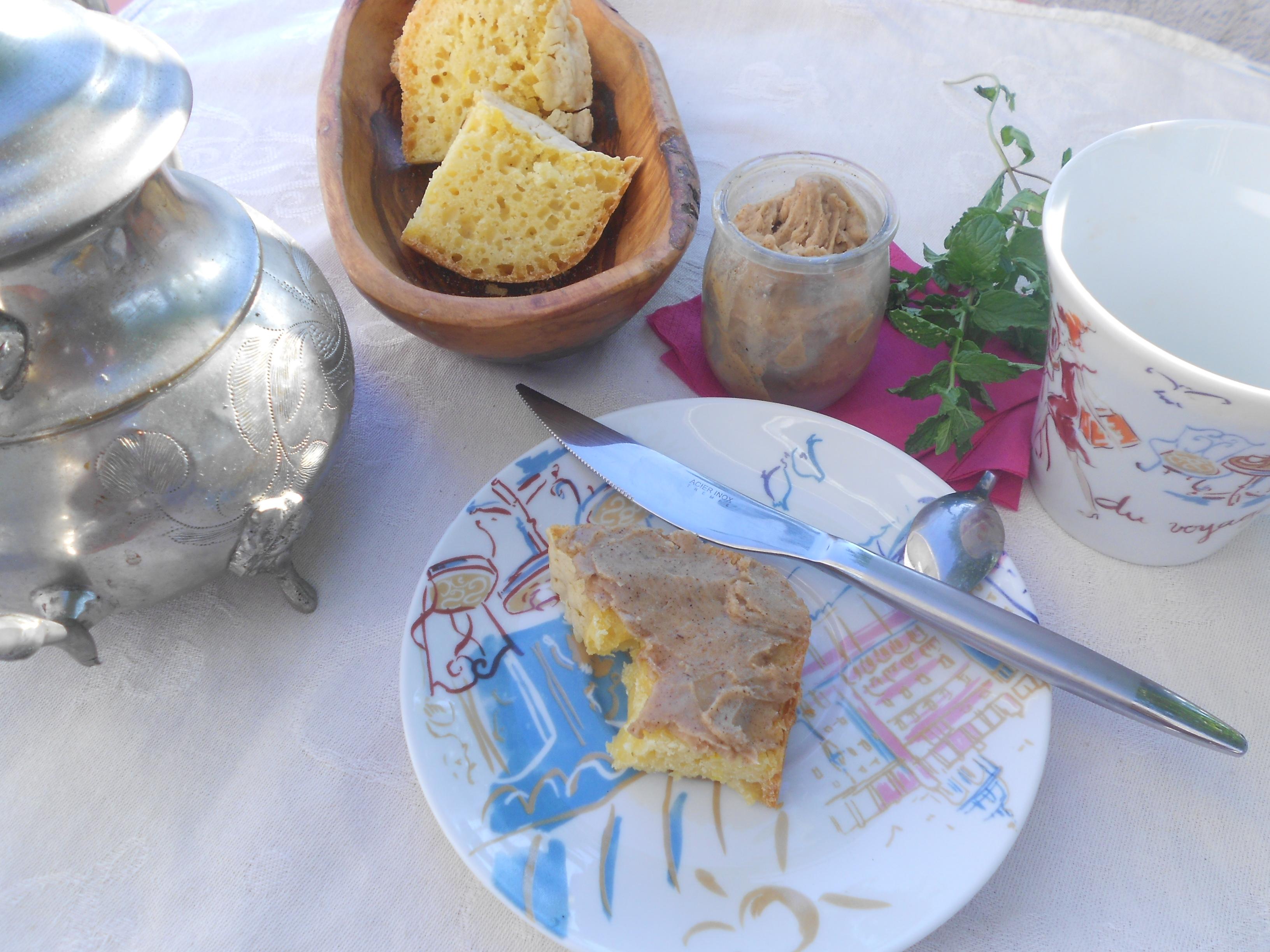 beurre végétal pour les tartines