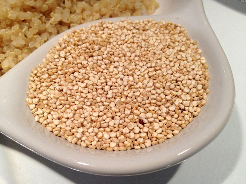 fatine de quinoa composition
