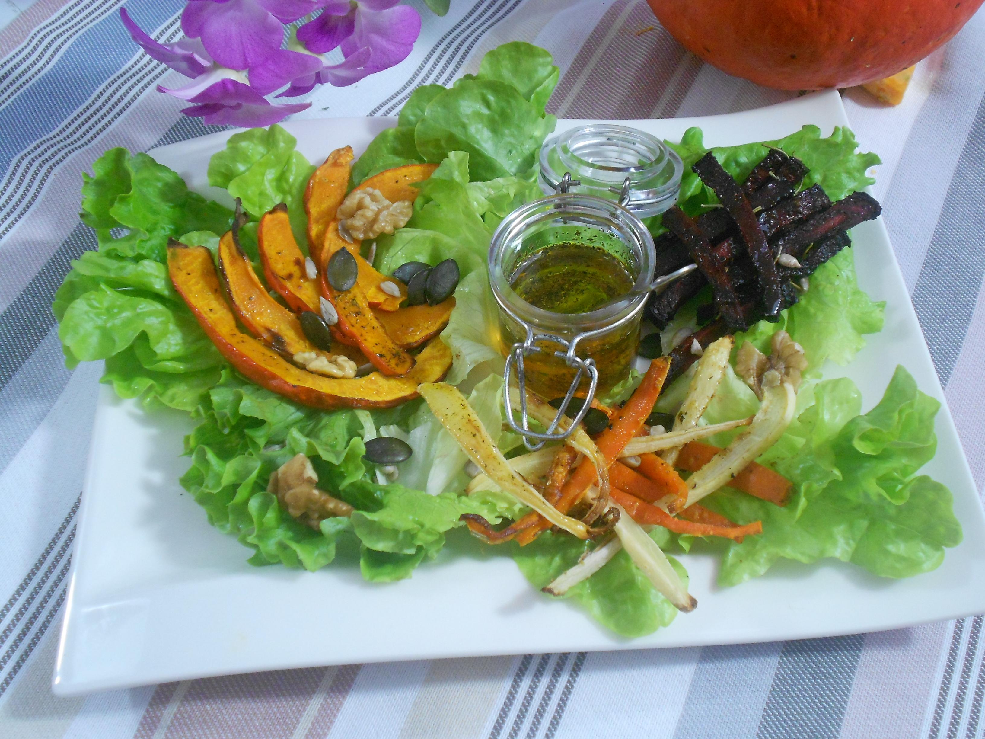 des légumes recette anti inflammatoire