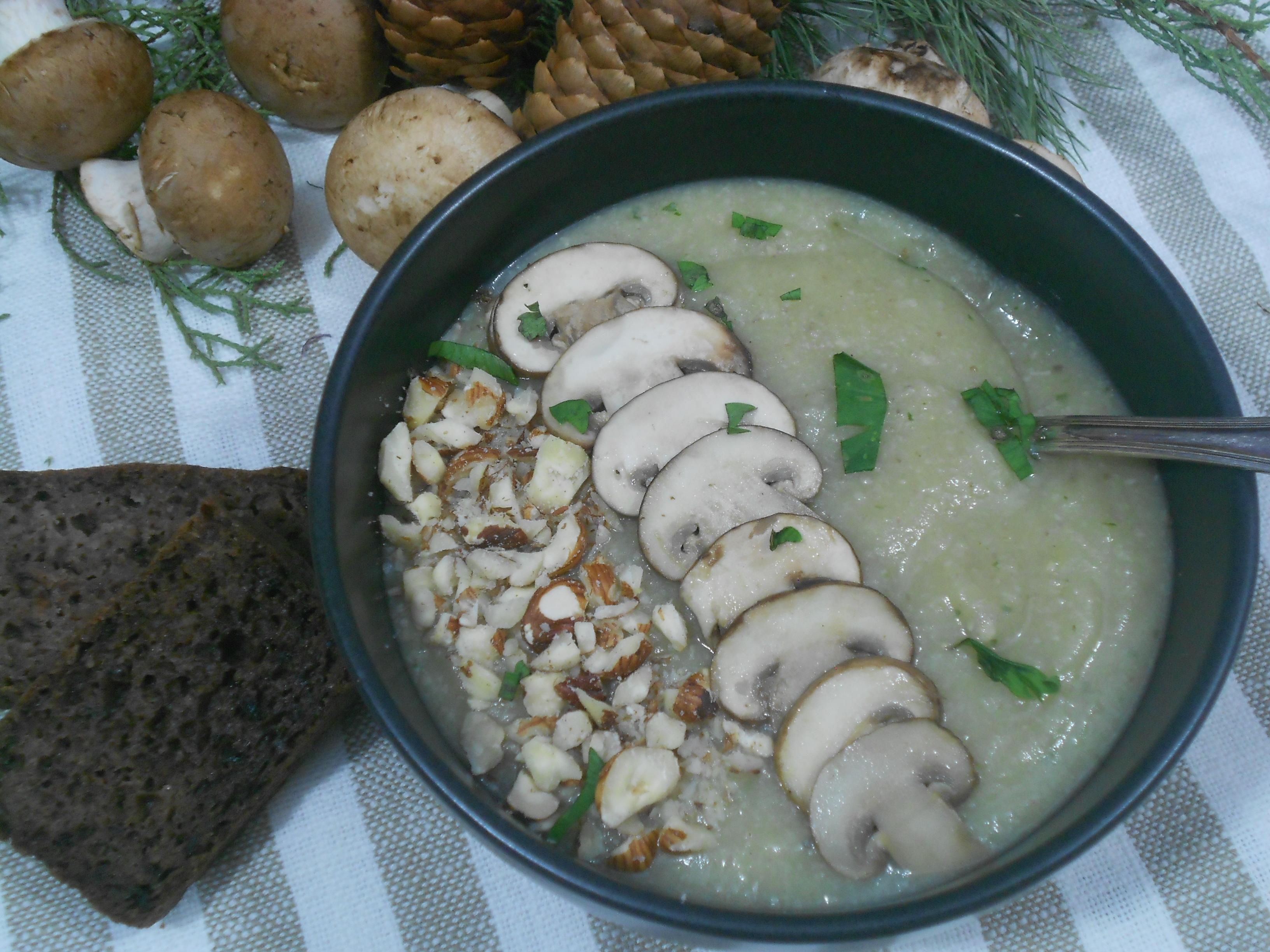 une soupe pour une alimentation équilibrée