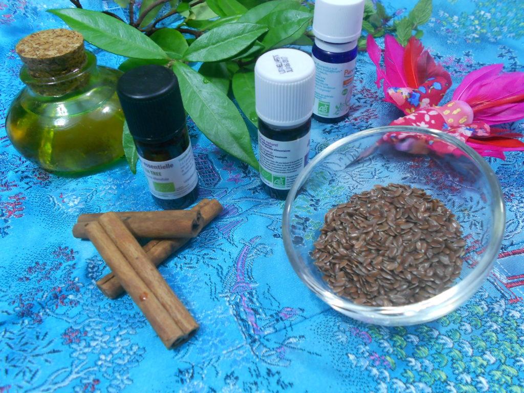 Huiles essentielles naturopathie