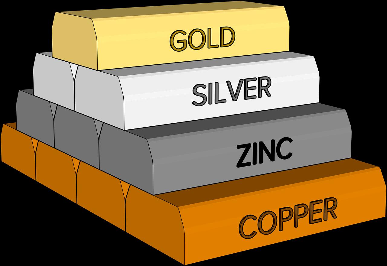 oligo éléments et les aliments riches en zinc