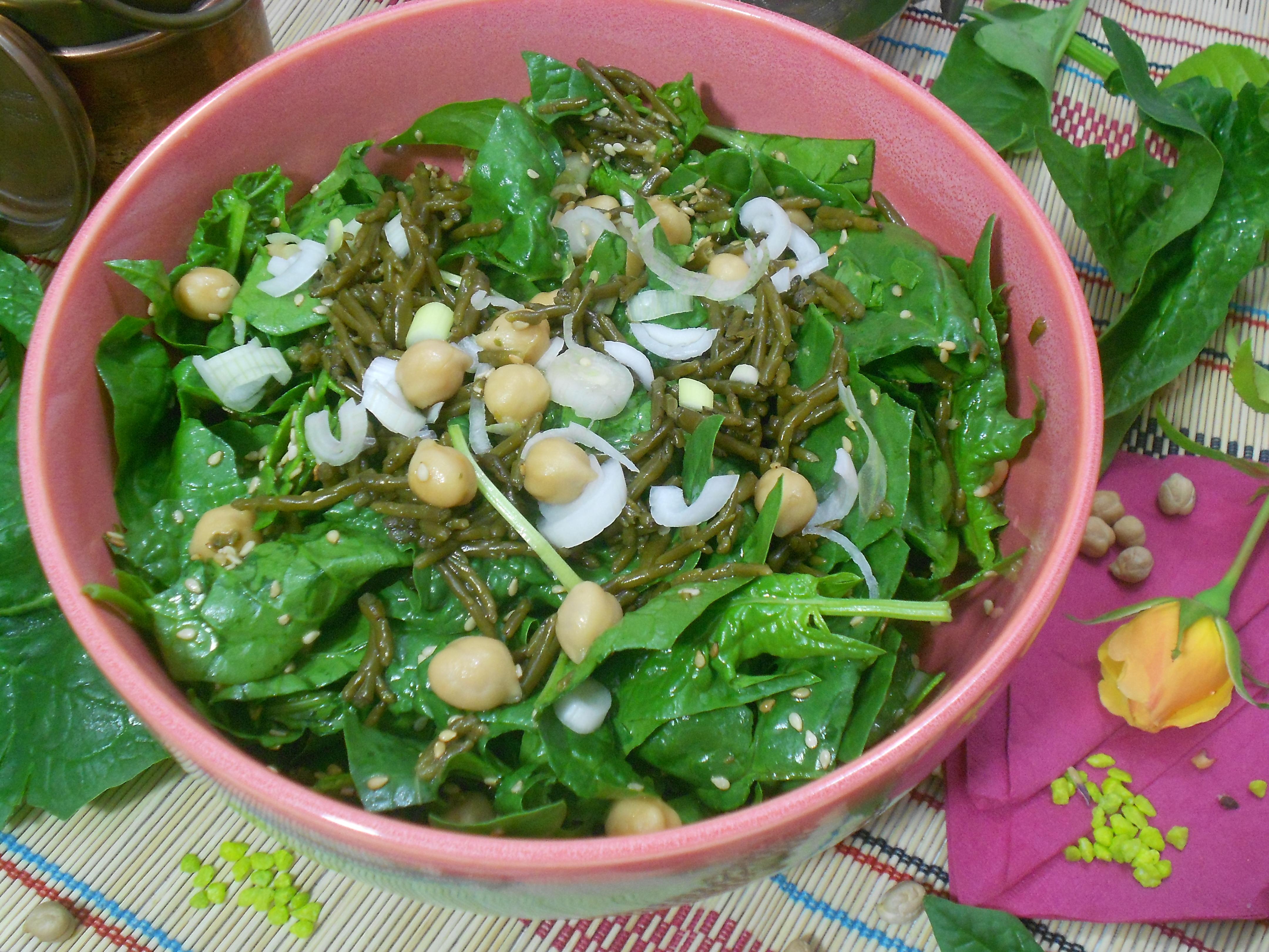 salade riches en anti oxydants