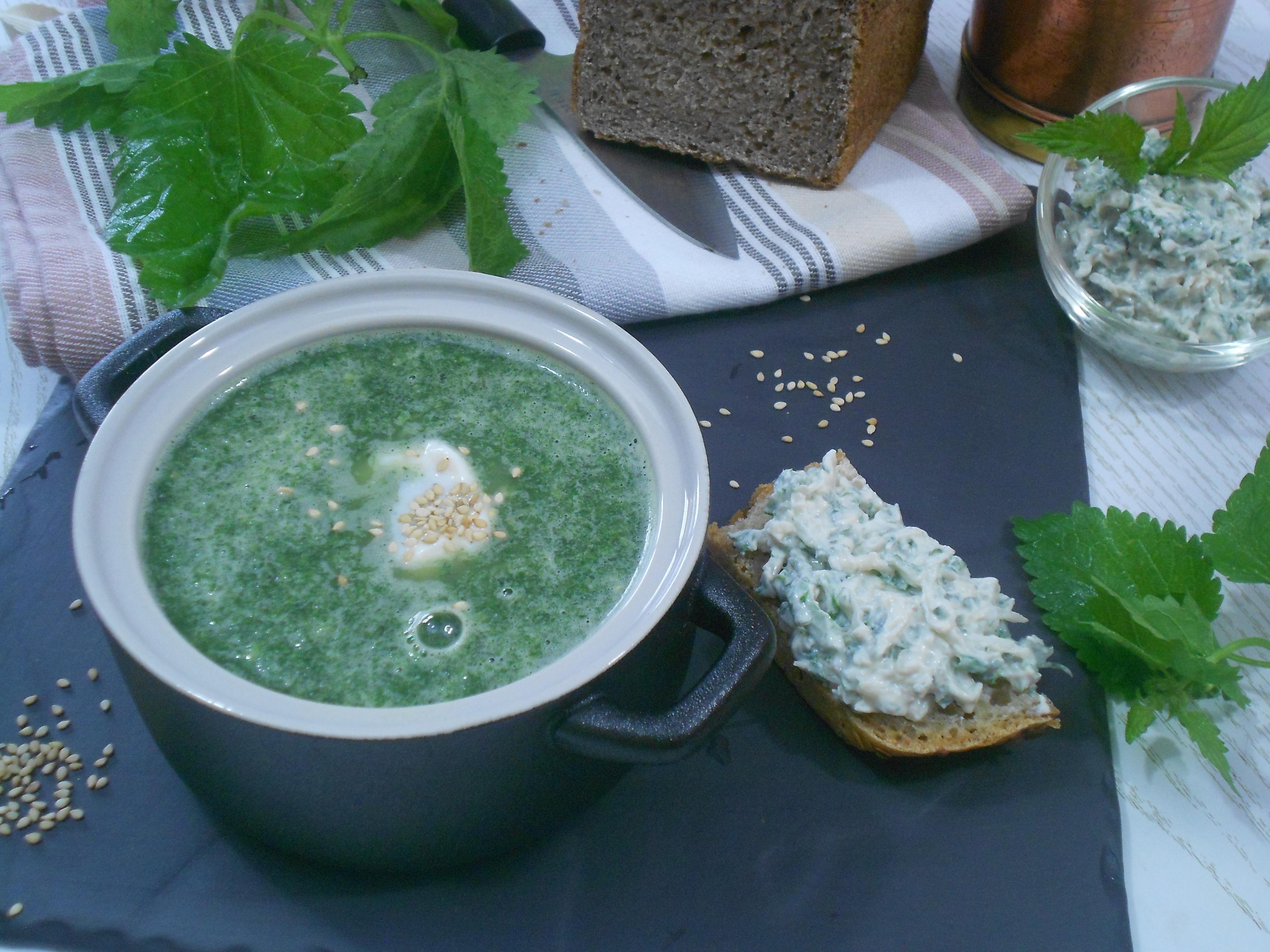 une soupe régime délicieuse